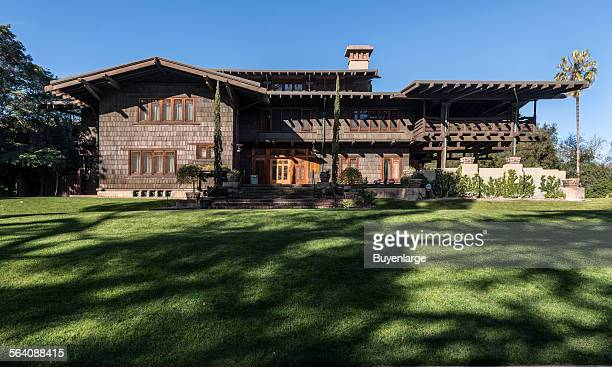 The Gamble House in Pasadena California
