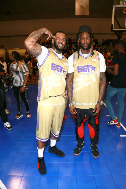 CA: 2019 BET Experience - BETX Celebrity Basketball Game Sponsored By Sprite