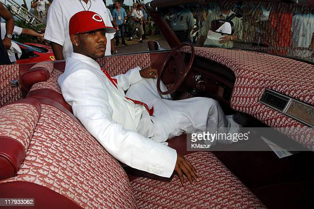 The Game during 2005 MTV Video Music Awards White Carpet at American Airlines Arena in Miami Florida United States
