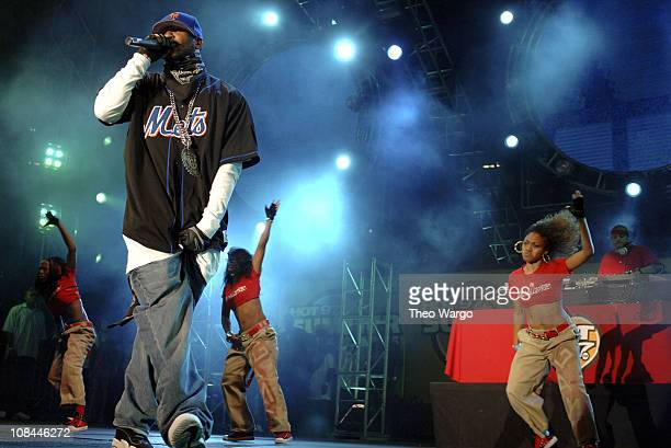 The Game during Hot 97's Summer Jam 2005 Show at Giants Stadium in East Rutherford New Jersey United States
