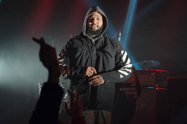 FRA: The Game Performs At Le Bataclan In Paris