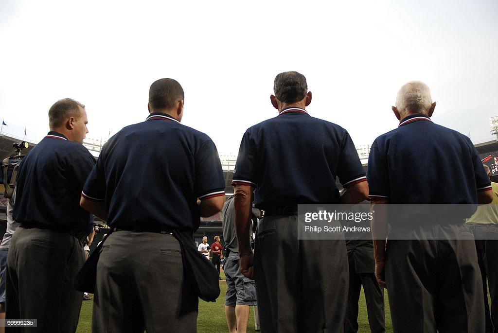 Congressional Baseball Game : Nachrichtenfoto