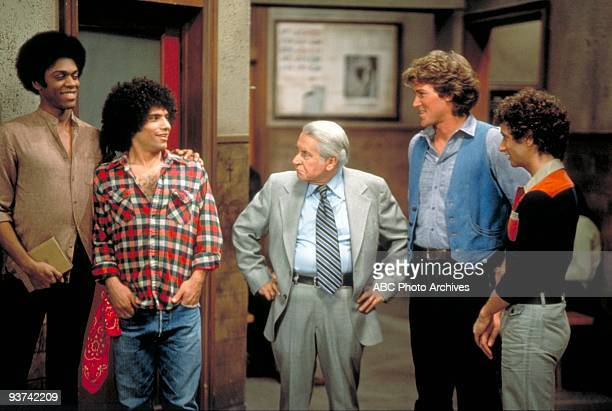 BACK KOTTER The Gang Show Season Four 3/17/79 Freddie and Juan prepared for a talent contest that Beau and Horshack were judging John Sylvester White...