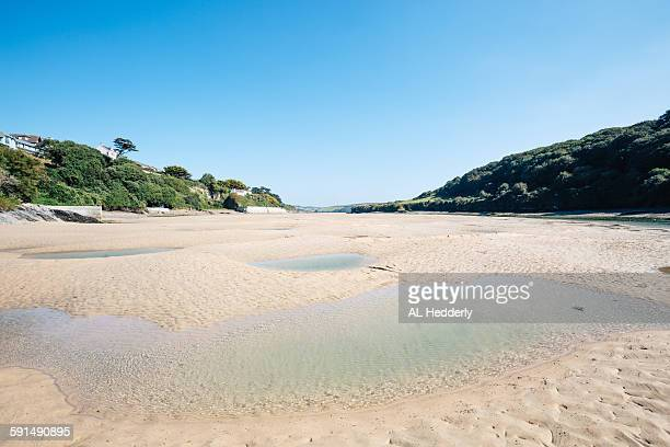 The Gannel, Newquay, Cornwall