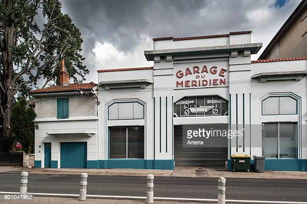 Route des vacances stock photos and pictures getty images for Garage citroen nation