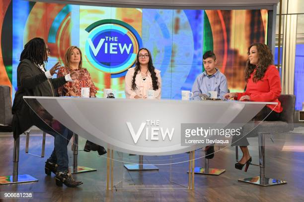 The Garcia family appears live in studio after Jorge Garcia the 30year Detroit MI resident and father of two was deported to Mexico this past Monday...