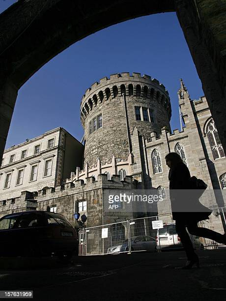The Garda museum in Dublin Castle is pictured in Ireland February 6 2008 The theft of Ireland's 'crown jewels' still tantalizes and is still unsolved...