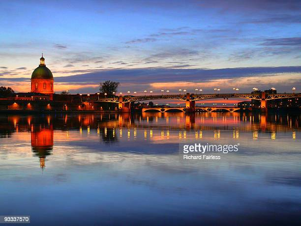The Garonne, Toulouse