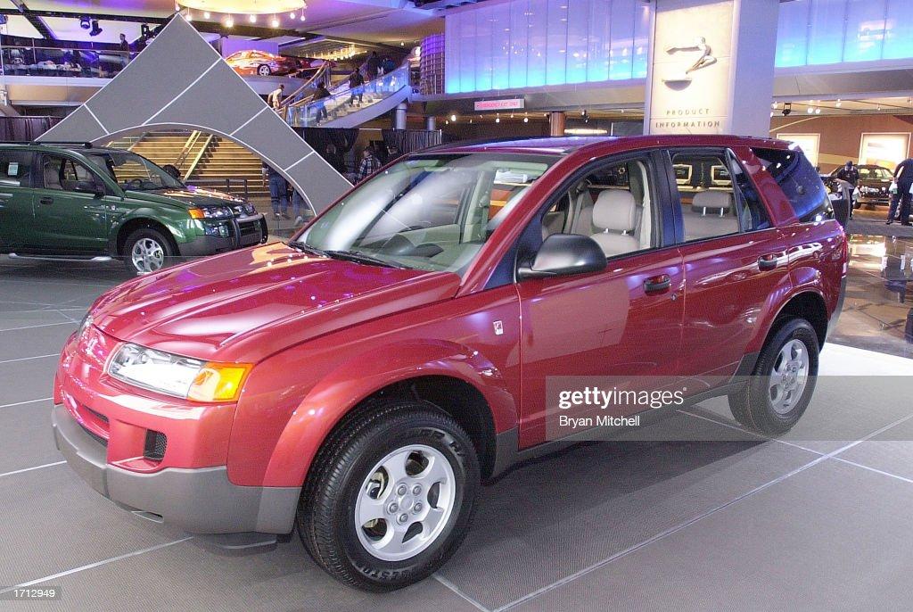 Detroit Auto Show : News Photo