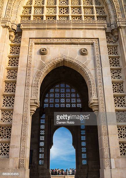 The Gateway of India monument, Mumbai, India