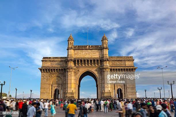 the gateway of india, mumbai, india - monument stock pictures, royalty-free photos & images