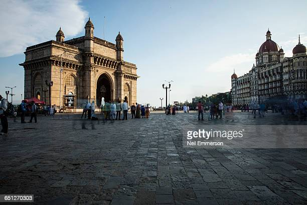 the gateway of india - maharashtra stock pictures, royalty-free photos & images