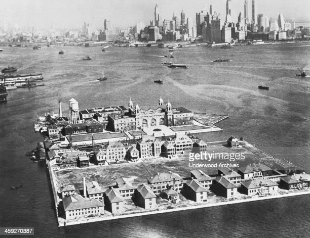 Diaporama Immigrant Ellis Island