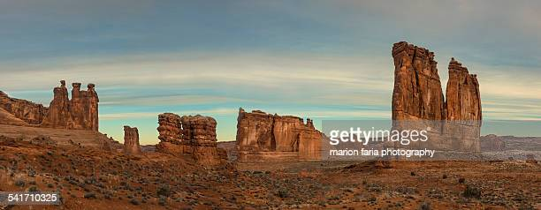 The gateway to Arches