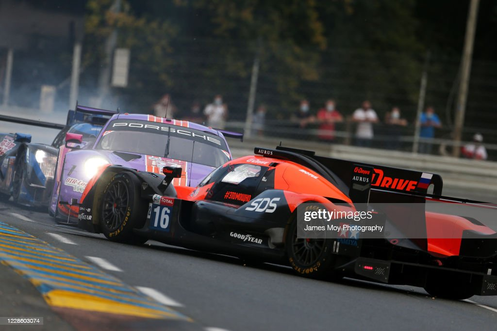 24 Hours of Le Mans - Race : News Photo