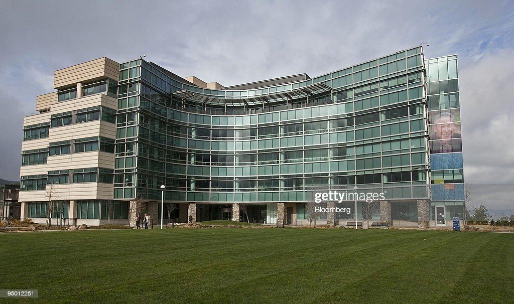 Expansion At Genentech Inc.'s Headquarters : News Photo