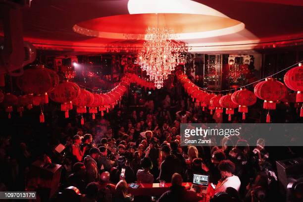 The general atmosphere at the Alex Wang's Big Trouble In Little China At The Rainbow Room Powered by Cash App on February 9 2019 at The Rainbow Room...