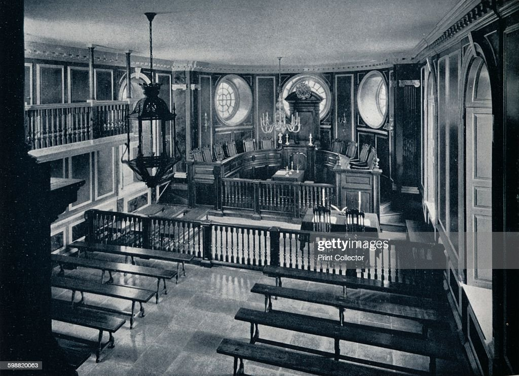 The General Court At The Capitol Of Williamsburg Circa 1938 The Capitol At  Williamsburg Virginia Housed