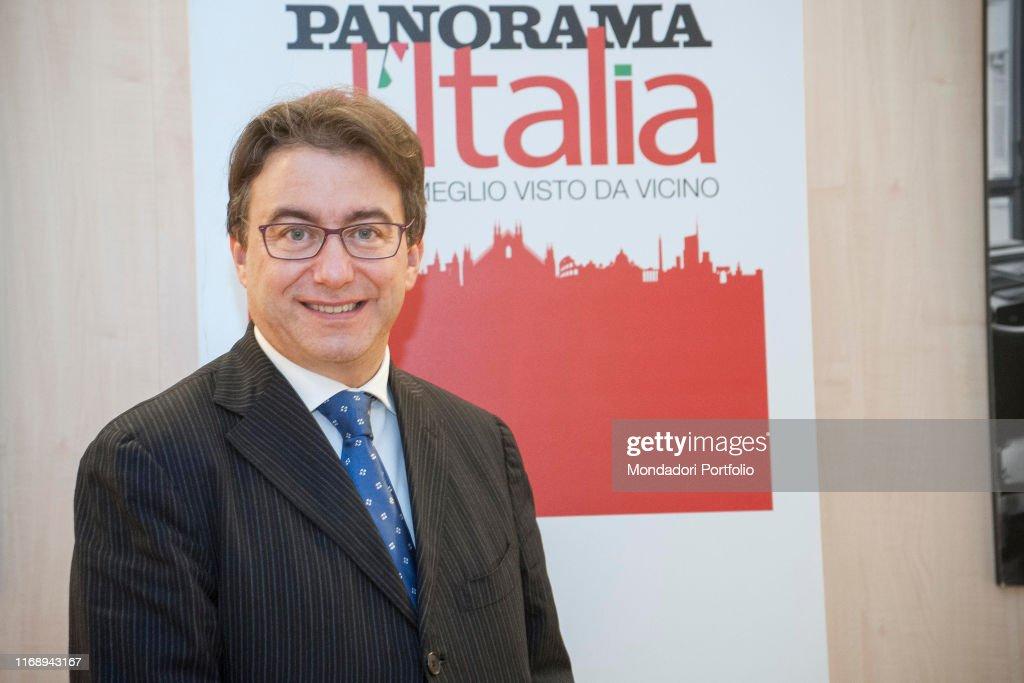 Michele Verna : News Photo