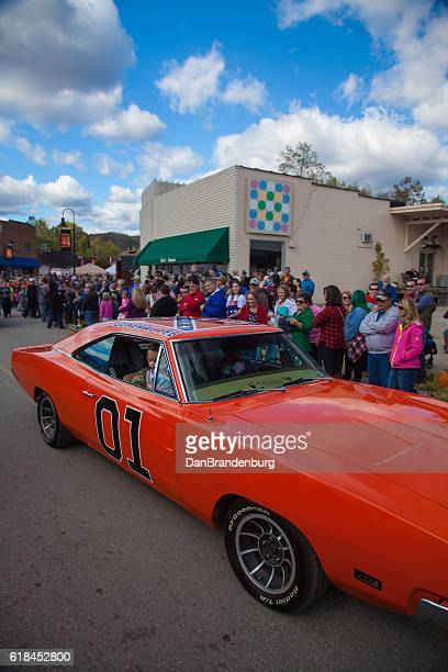 The General Lee on Main Street