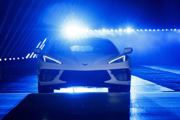 CA: Inside The Next Gen Corvette Reveal Event