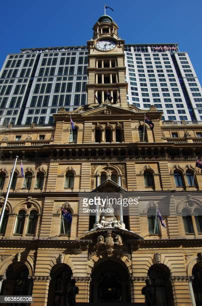 The General Post Office, Martin Place, Sydney, New South Wales, Australia
