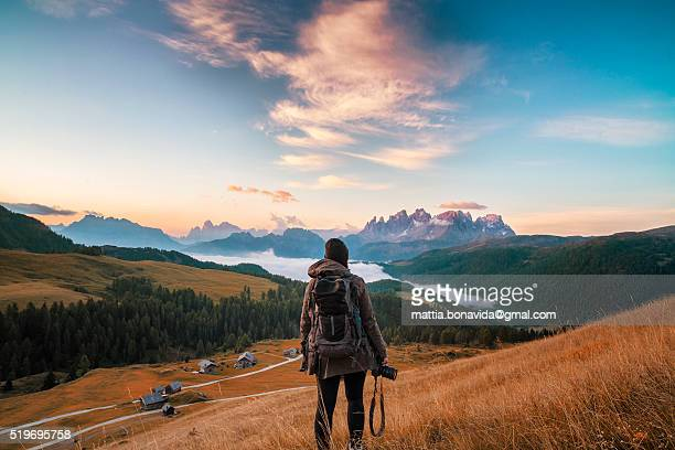 the generation of explorers. - photographer stock photos and pictures