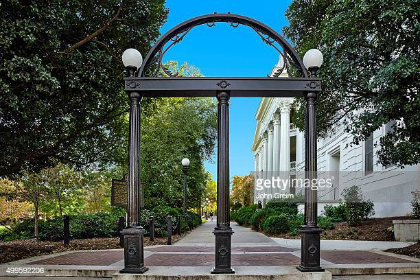 The Georgia Arch, University of Georgia.