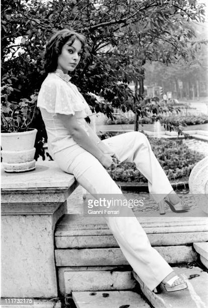 The german actress Nadiuska Madrid Spain