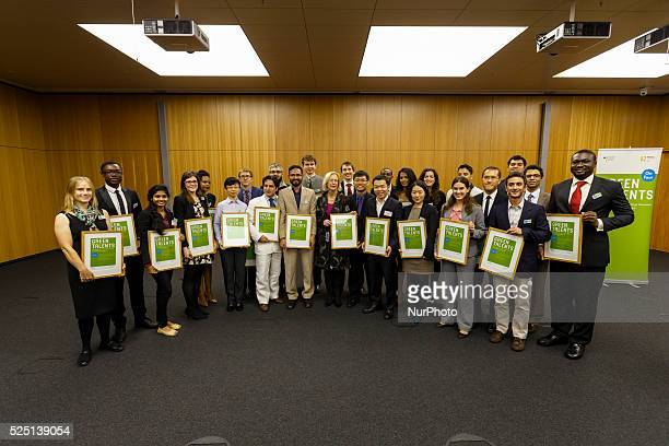 The German Federal Ministry of Education and Research has identified 25 young researchers through the 'Green Talents – International Forum for High...