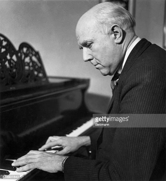 The German pianist Walter Gieseking was accused of Nazi collaboration during Word War II and a 1949 New York City concert was cancelled due to...