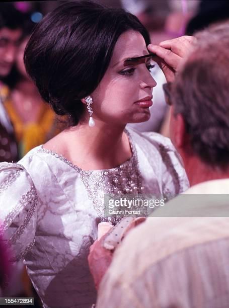 The German princess Ira Von Furstenberg actress Madrid Castilla La Mancha Spain