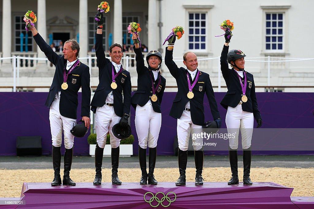 Olympics Day 4 - Equestrian