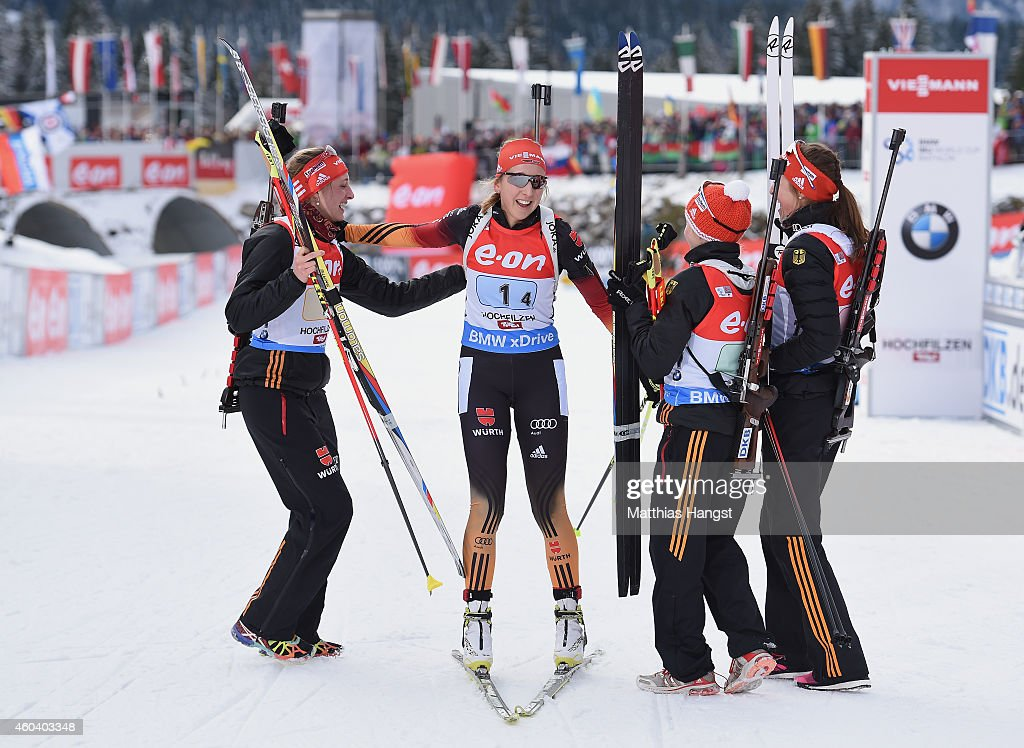 BMW IBU World Cup Biathlon Hochfilzen - Day 2