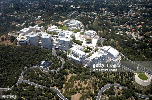 The Getty Center, Los Angeles. Richard Meier Architects