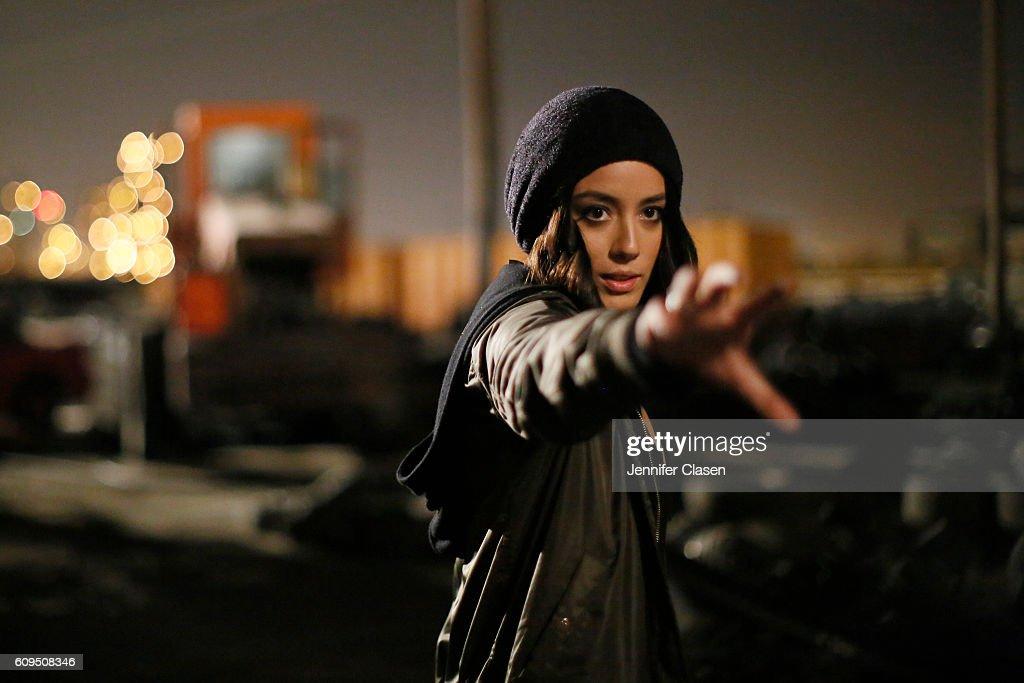 """ABC's """"Marvel's Agents of S.H.I.E.L.D."""" - Season Four : Fotografia de notícias"""