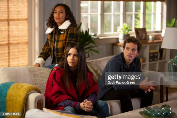 PERFECTIONISTS 'The Ghost Sonata' Alison hunts for Taylor thinking she may be alive and in hiding Caitlin Ava and Dylan realize their newfound true...
