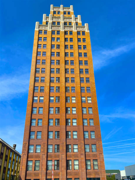 The Giacomo, formerly the United Office Building, Niagara Falls