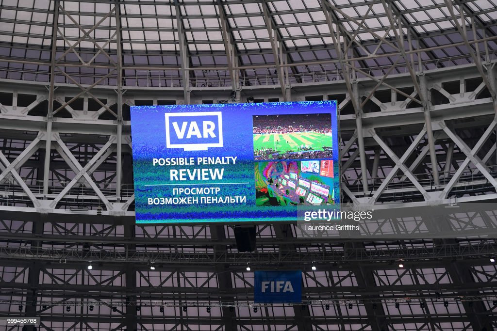 France v Croatia - 2018 FIFA World Cup Russia Final : ニュース写真