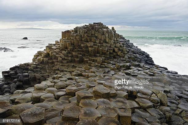 The Giant's Causeway - North Ireland - United Kingdom