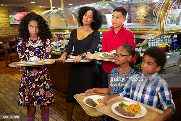 """The Gift of Hunger""""- After the kids turn their collective noses up at Dre's favorite cheap restaurant in his old 'hood, he decides it's time to give..."""