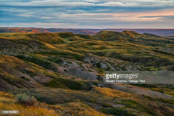 The Gillespie region of Grasslands National Park