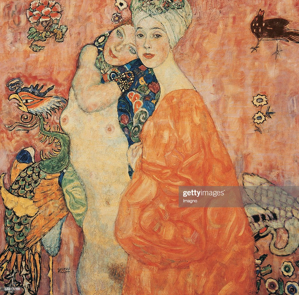 https://media.gettyimages.com/photos/the-girlfriends-d201-99-99-cm-oil-on-canvas-by-gustav-klimt-191617-picture-id53312768
