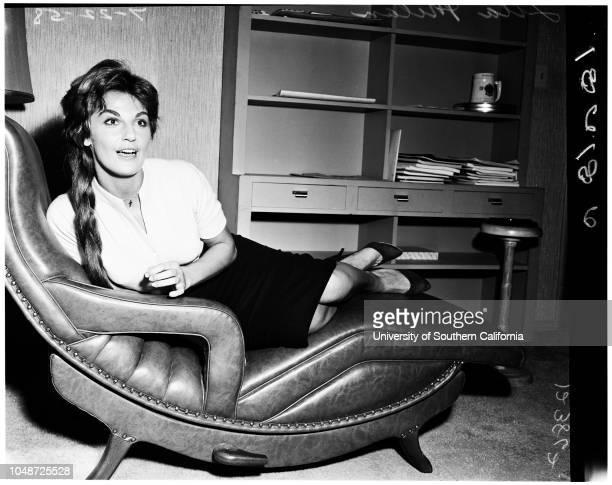 The girls in Trujillo's life 22 July 1958 Lita Milan
