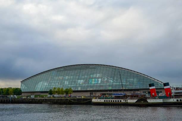 GBR: COP26 Climate Change Summit Venue