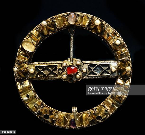 The Glenlyon Brooch used inscriptions and magical gems to protect the wearer The inscription on the back of this brooch includes the names of the...