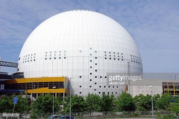 The Globe Arena Event and Congress Hall in Stockholm Sweden Sweden