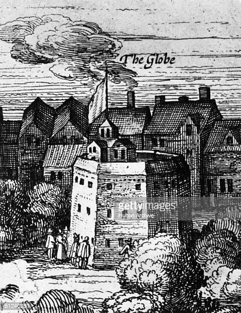 1616 The Globe Theatre at Bankside London