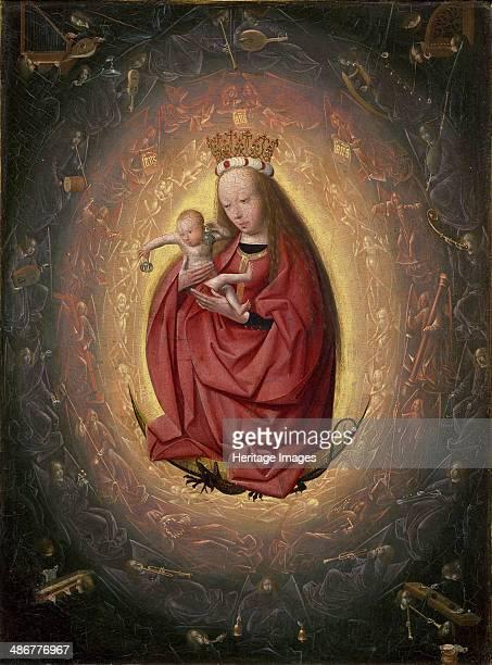 The Glorification of the Virgin 14901495 Artist Geertgen tot Sint Jans