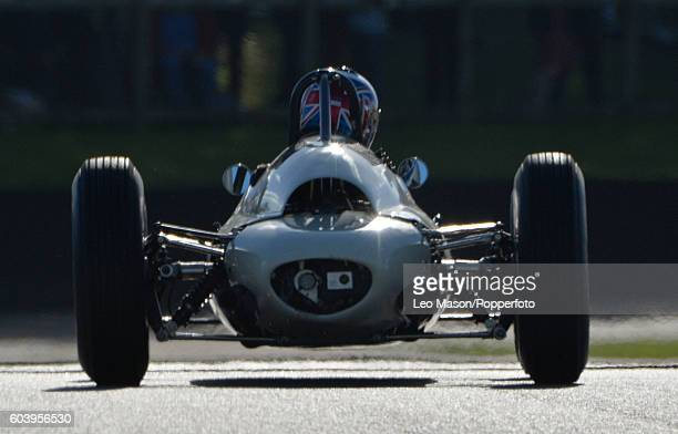 The Glover Trophy Race at Goodwood on September 11 2016 in Chichester England